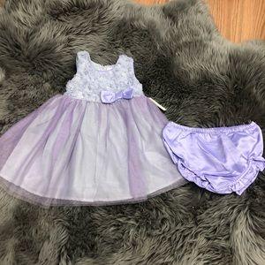 4 Ever Free Purple Dress (PM1595)
